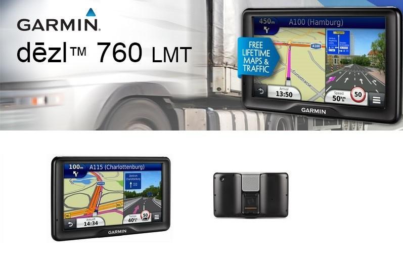 garmin dezl 760 lmt europa lkw truck navigation lifetime. Black Bedroom Furniture Sets. Home Design Ideas